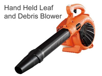 Echo Hand Held Leaf And Debris Blower