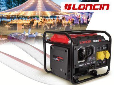 Loncin Generators, Pumps and Engines