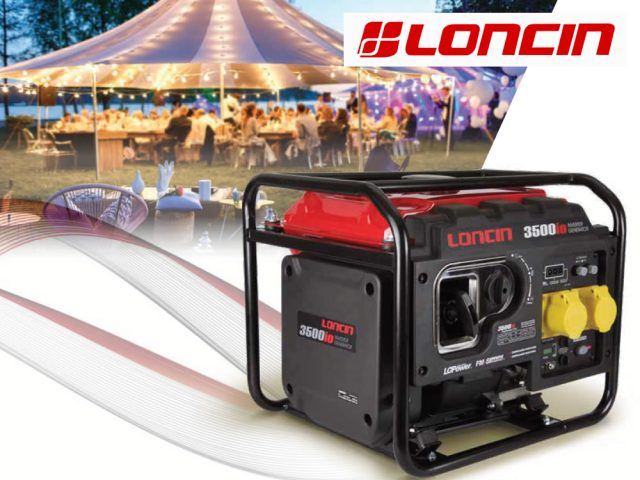Loncin Generators, Pumps and Engines