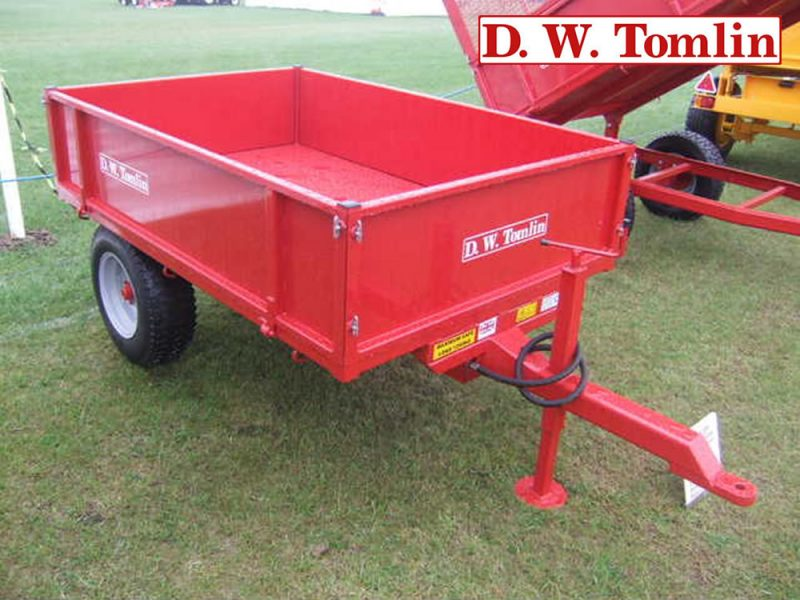 Tomlin Agricultural Machinery